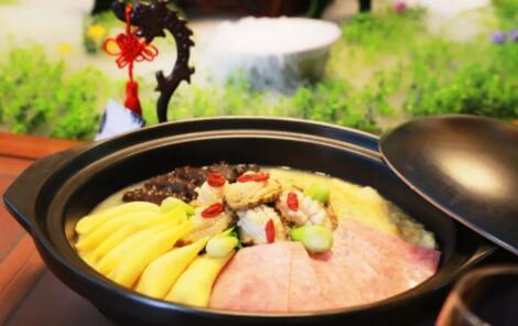 中餐高端食材的制作