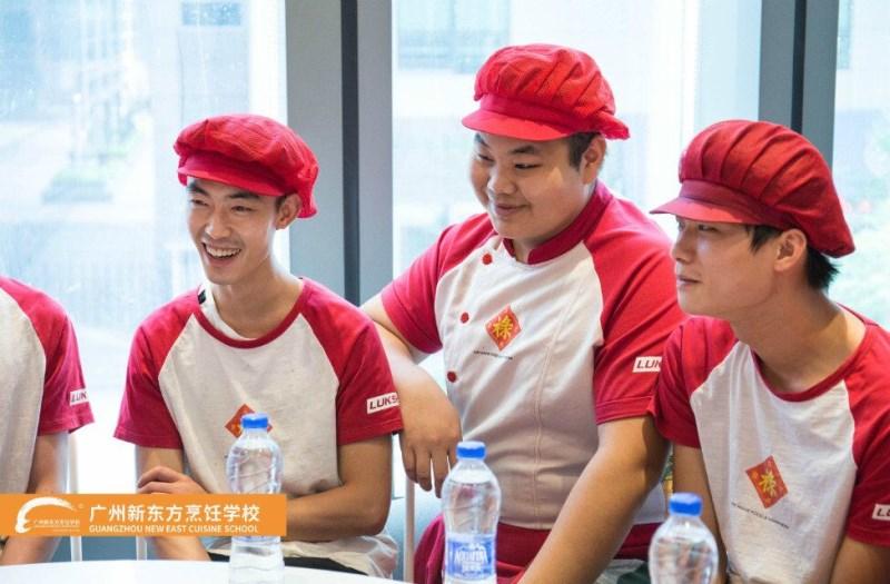 学粤菜就业:广州新东方就业回访  深入了解学子们就业情况