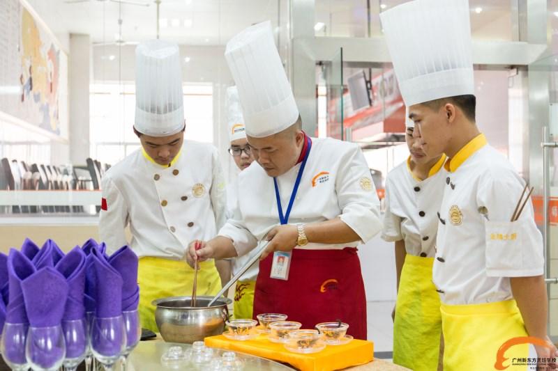 厨师培训学校:2017学厨师哪家培训学校好怎么选学校