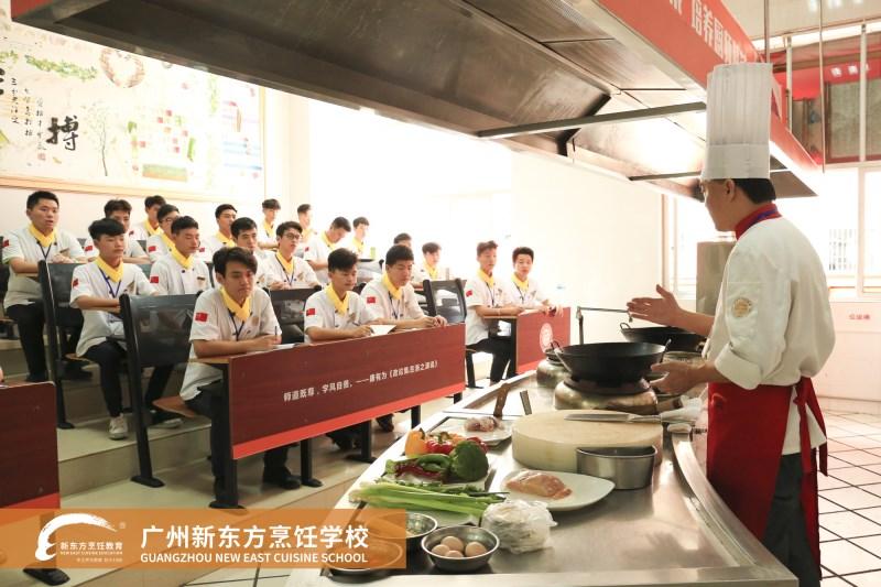 """看到厨师行业的前景 你应该不会再问""""学什么技术好""""了"""