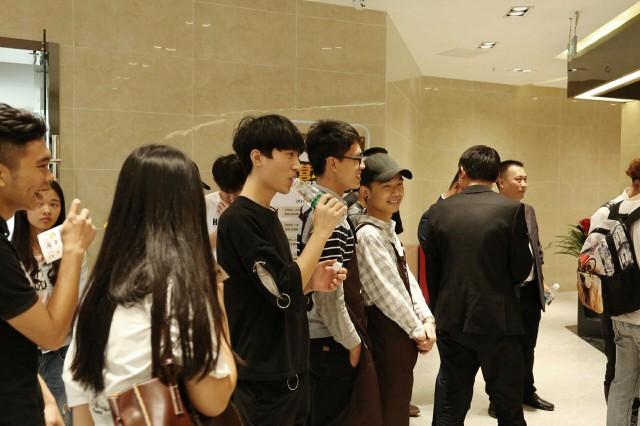 广州美味学院开业仪式隆重举行 众人同贺 热闹非凡
