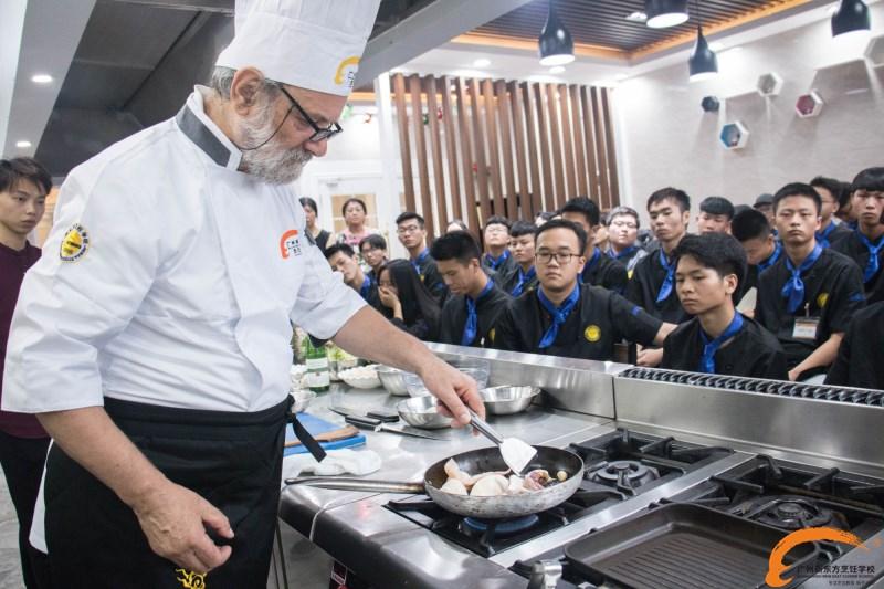 在广州学厨师去哪里?有广东菜培训学校吗?