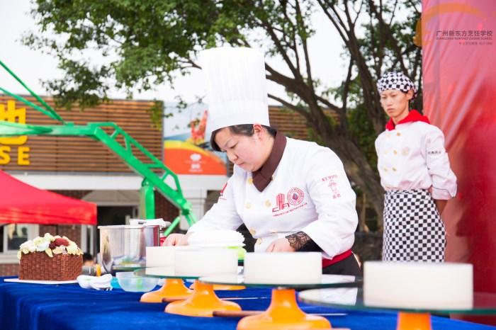初高中生不想读书学厨师